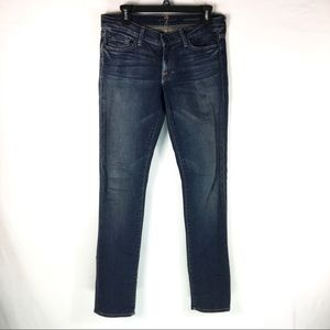 for all mankind Roxanne Skinny Jeans size 29